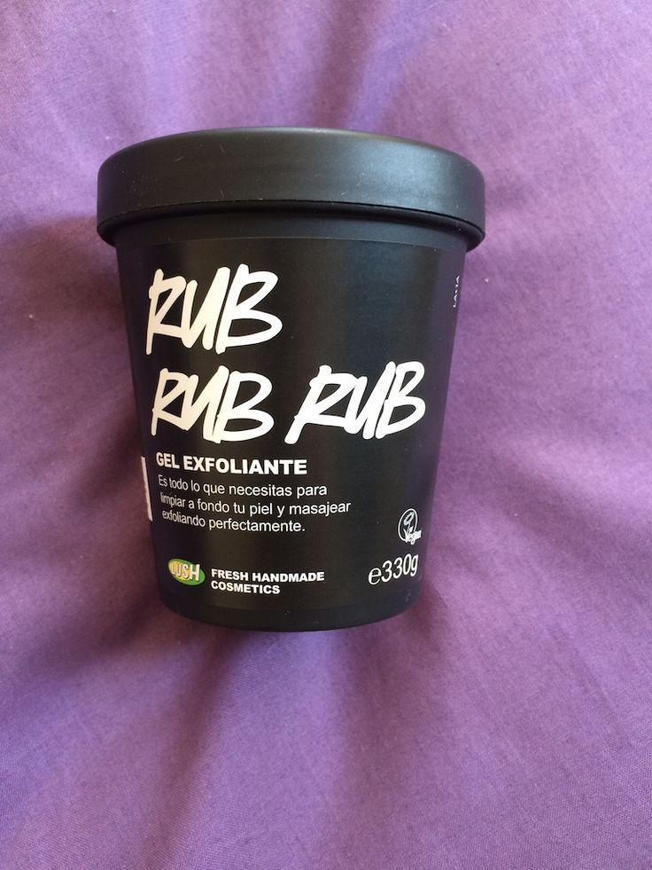 Lush Rub Rub Rub