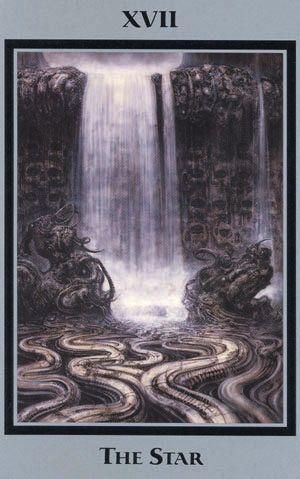 Giger Tarot Cards --> http://All-About-Tarot.com <--