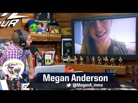 Megan Anderson, Cris 'Cyborg' Both Say They're Down to Fight Each Other at UFC 214