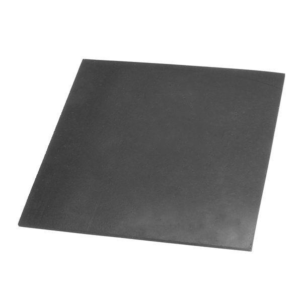 3×152×152mm Rubber Sheet Resistance-High Temperature Rubber Board