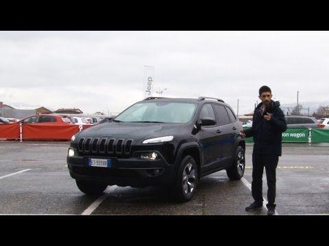 Nuova Jeep Cherokee, la prova in anteprima al Salone di Ginevra 2014