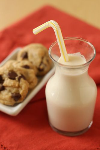A friend showed me how to make almond milk this weekend... so easy, sweeten with just a touch of honey :D
