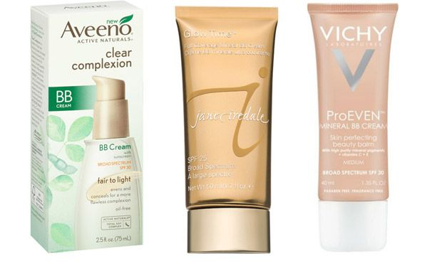 Best BB & CC Creams for acne prone and other skin types