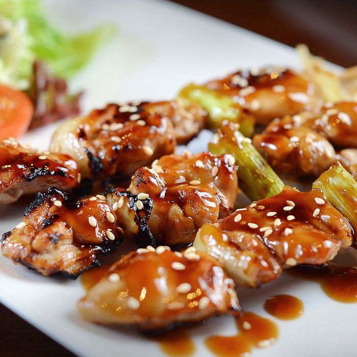 Bugsy's Japanese food representative, Yakitori is here to satiate your craving for authentic traditional food.