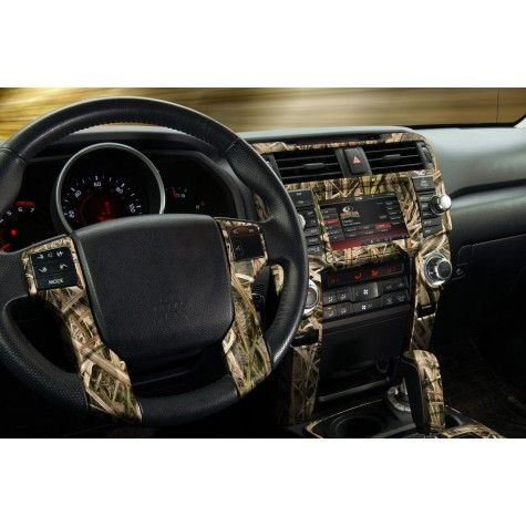 auto interior skin camo dash kit mossy oak graphics pinterest. Black Bedroom Furniture Sets. Home Design Ideas