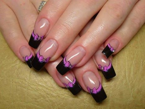 11 best images about unhas em gel on pinterest  nail art