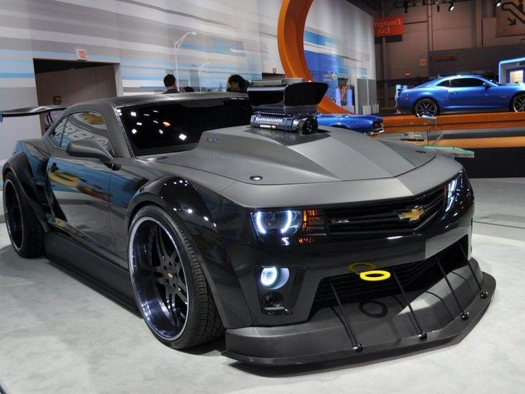 2015 Camaro All Concept 2013 2015 Camaro Turbo