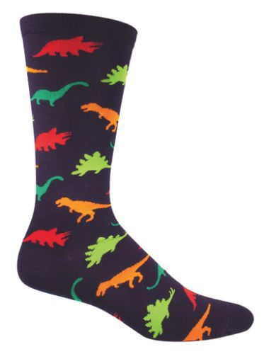 Dinosaurs | Awesome Animal Socks for Men | The Sock Drawer