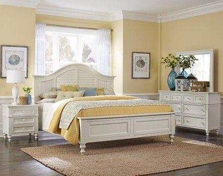 Magnussen Home Cape Maye King Bedroom Group   Howell Furniture   Bedroom  Group