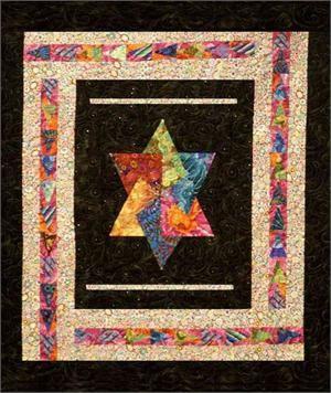Jewish Star Quilt