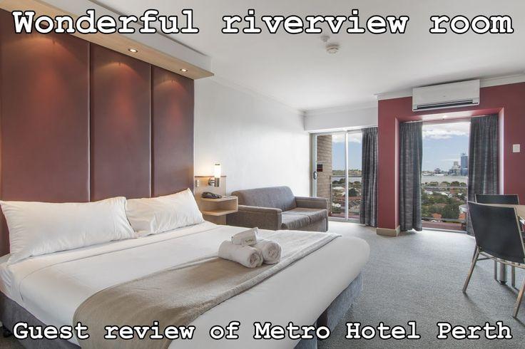 Testimonials - Metro Hotel Perth