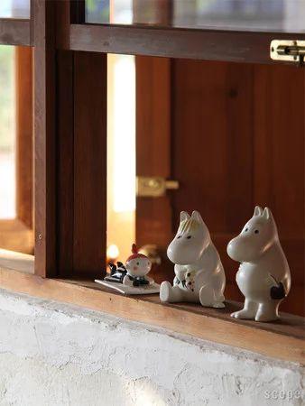 """Moomin Figure"" https://sumally.com/p/318870"