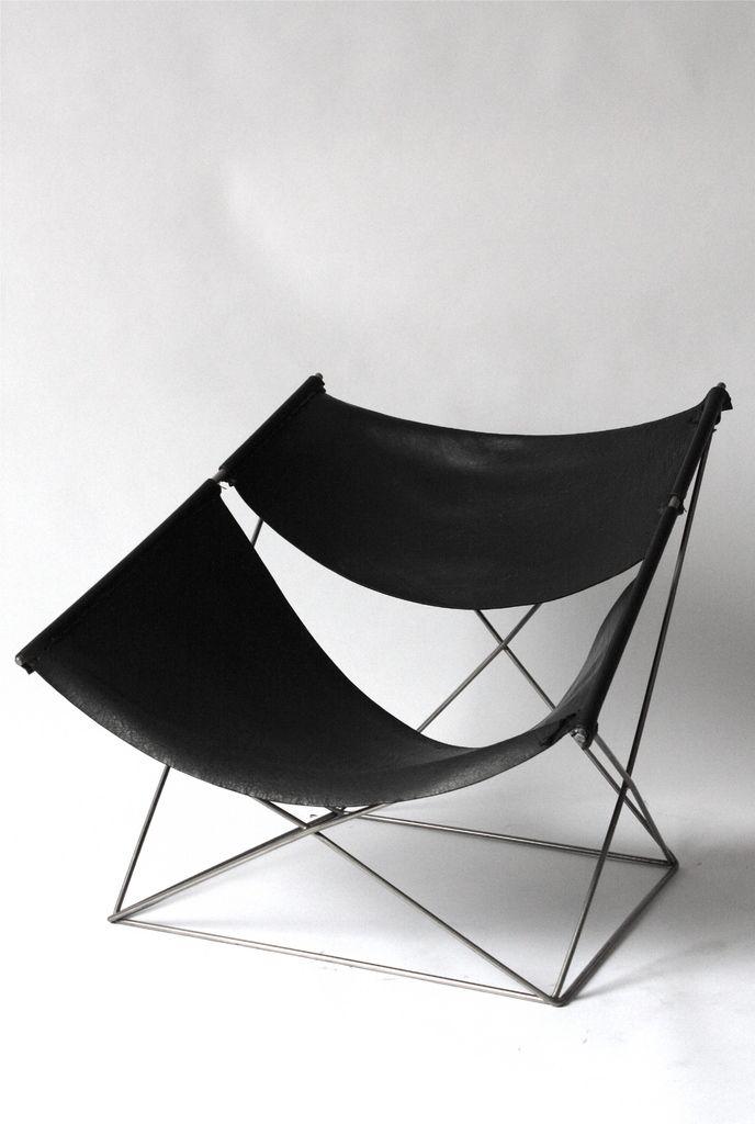 Pierre Paulin, Butterfly Armchair, 1964