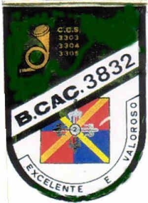 Batalhão de Caçadores 3832 Guiné