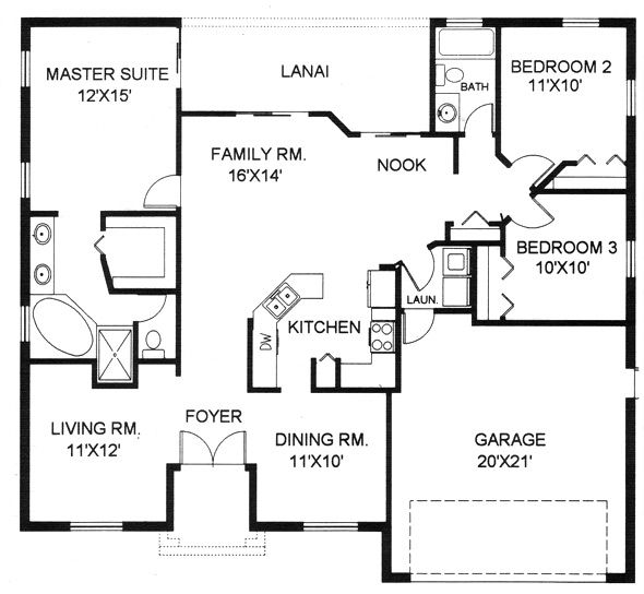 Small Guest House Plans Under 900 Sq Feet 590 X 544 65