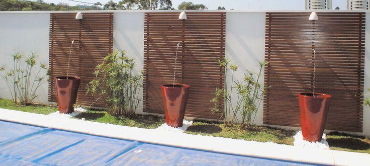 Profissionais do CasaPRO | MURO | projetado por Fabiana Terra - designer de interiores | Santana do Parnaíba (SP)