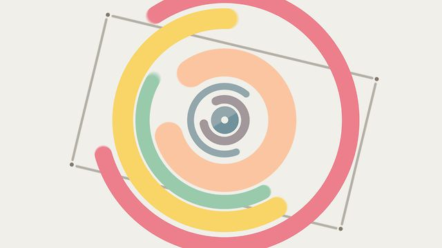 Incredible motion graphics: Mork by Phil Borst. Created by: Phil Borst
