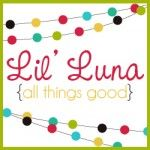 Lil' Luna. LOVE Kristyn, and Her Site!!!