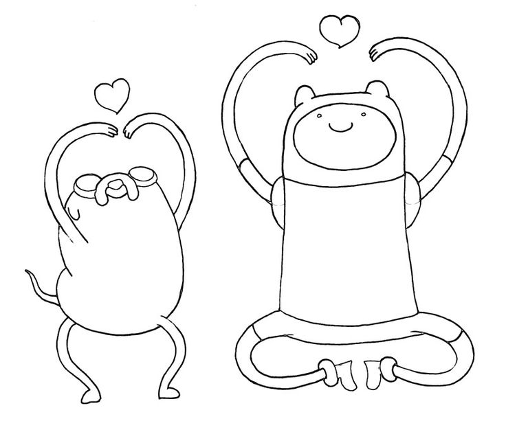adventure time coloring pages printable adventure time finn 3 coloring page - Adventure Time Coloring Pages Jake