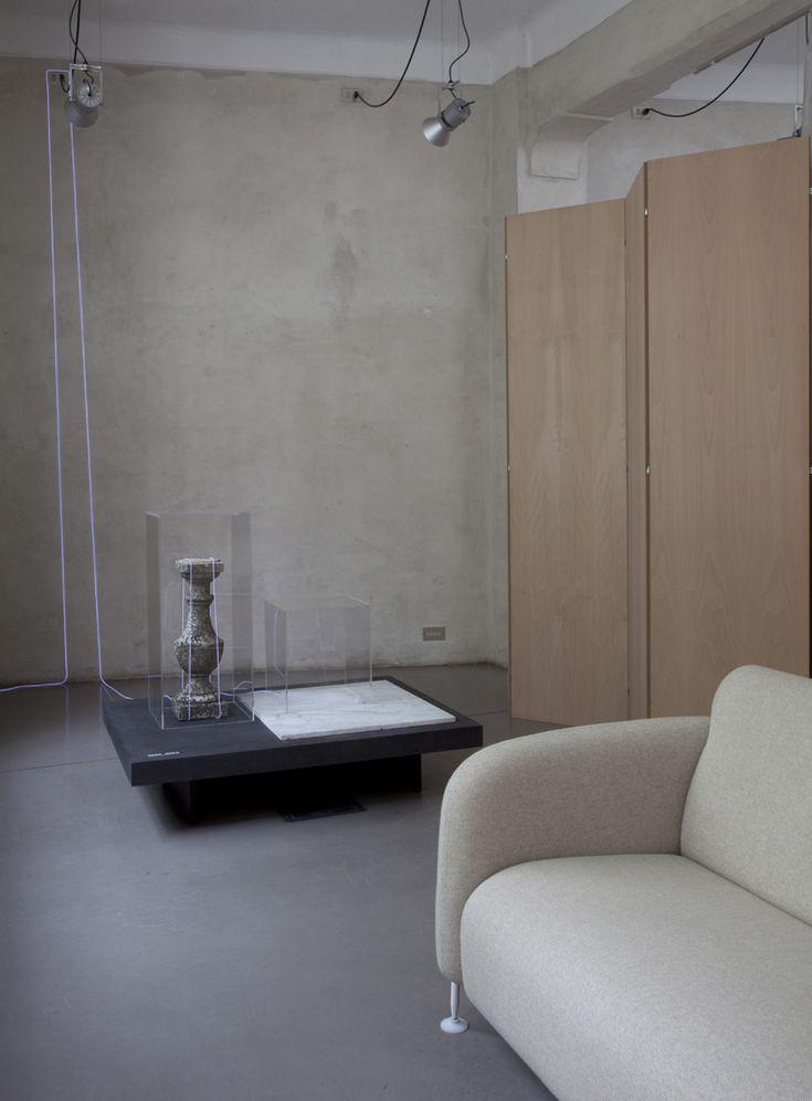 Chris Martin: Mega Sofa for Massproductions in Milan