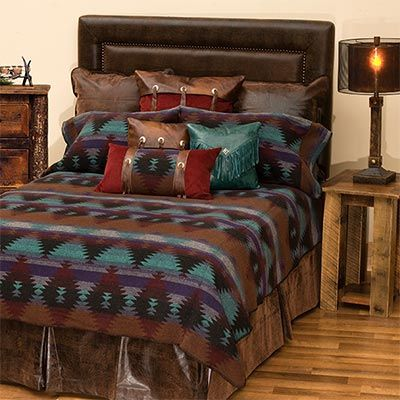 Thank you. You will receive a $1 off coupon during checkout. Southwestern Bedding - Painted Desert Bedding