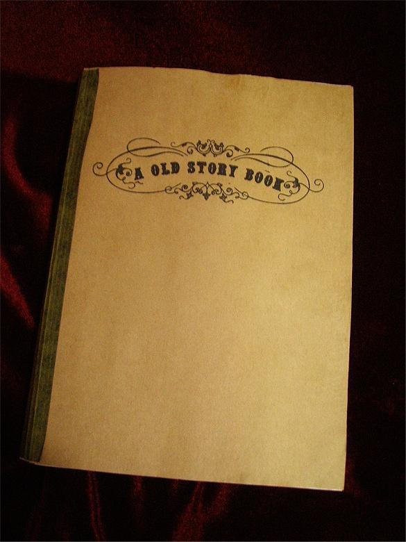 A Pop up book