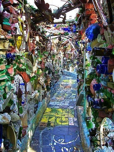 53 best Philly Magic Garden images on Pinterest Philadelphia