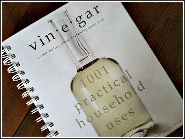 101 Household Uses for VINEGAR. (Vinegar has become my favorite Miracle product)