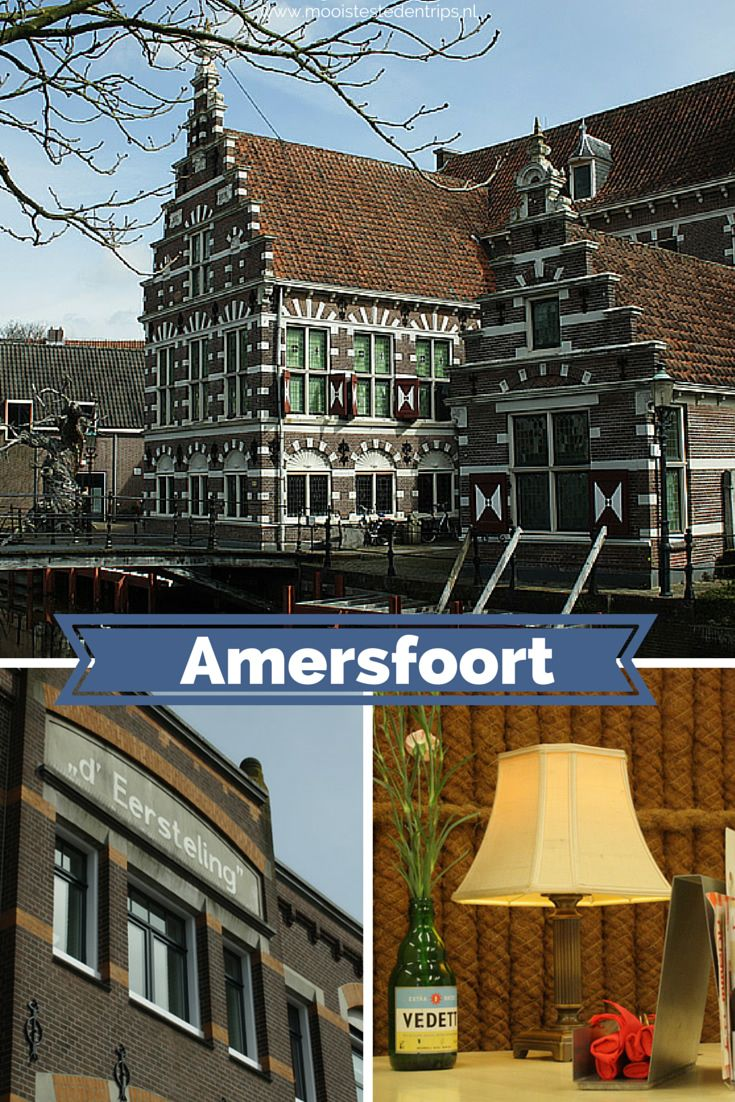 Want to discover a cool city in Holland? Check out Amersfoort: hotspots and hidden gems.