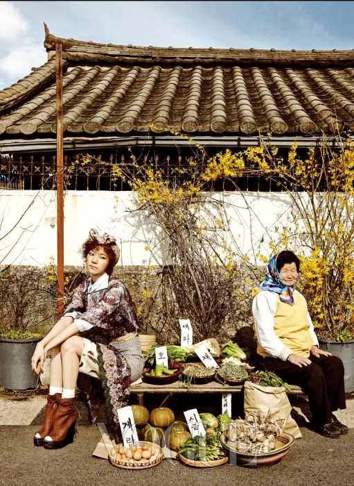 Vogue Korea: Country Song | Layers