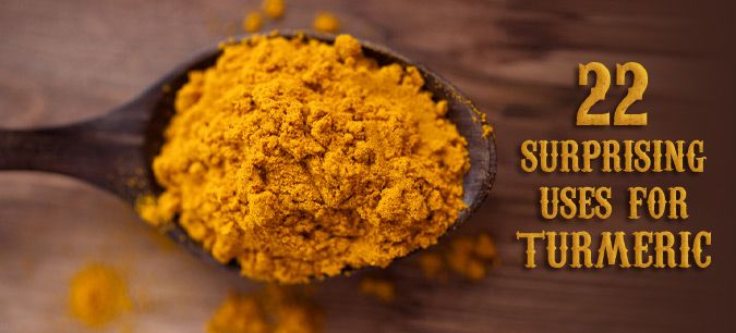 Along with its anti-inflammatory benefits, this antioxidant-rich staple from the spice rack can be used for everything from dying Easter eggs to whitening teeth. #spice #DIY