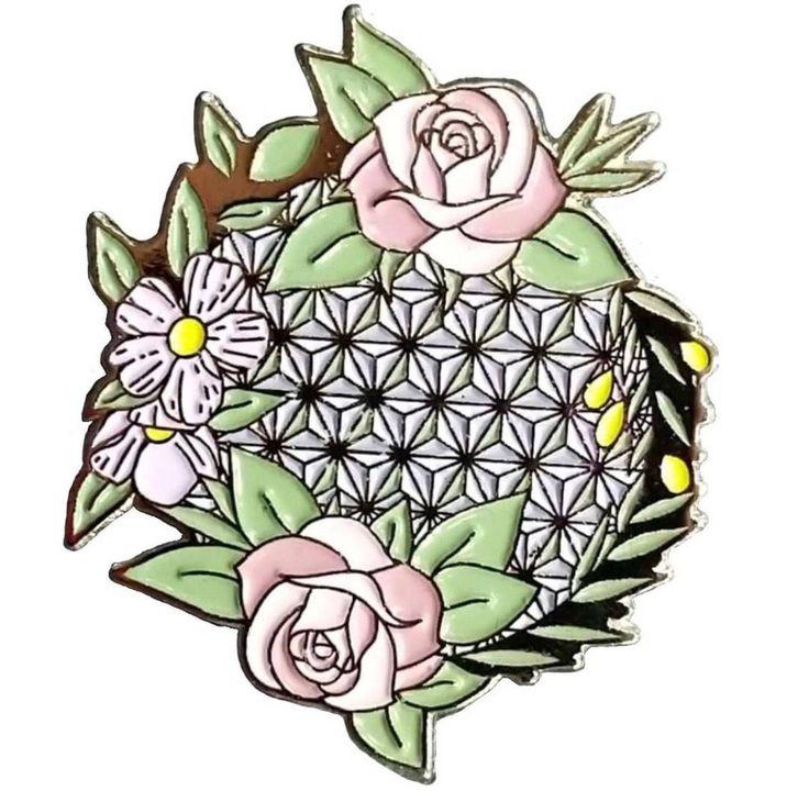 Epcot International Flower and Garden Festival Pin
