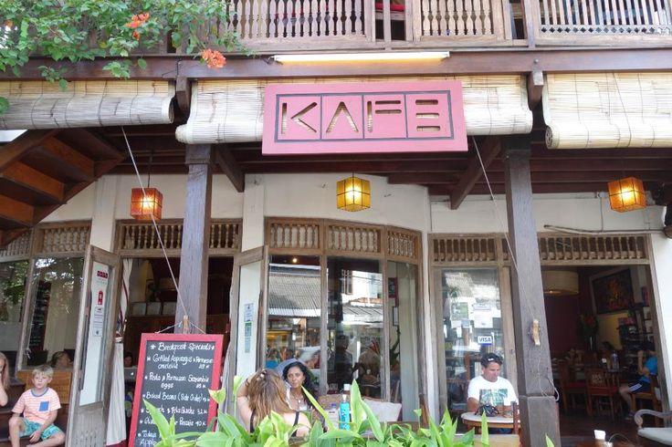 Kafe (ウブド) の口コミ・写真・地図 - トリップアドバイザー