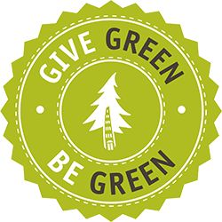 Green holiday gift ideas from Evergreen | Give Green Be Green
