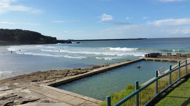 A blissful seaside vacation spot in Yamba, NSW. Yamba Beach is a lovely relaxed and rejuvenating destination to visit.