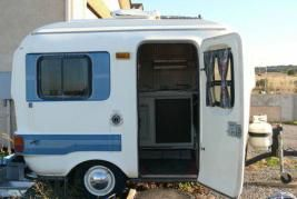 Perfect 1985 1339 Uhaul Camper  6100  Steamboat Springs CO  Fiberglass RV