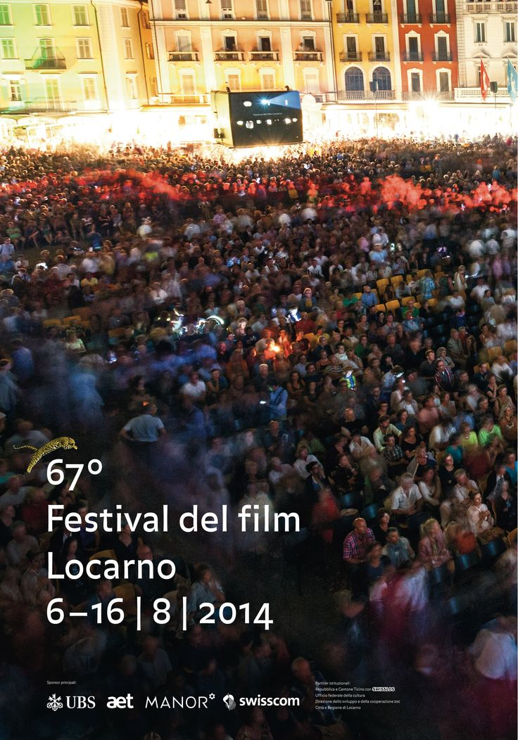 Poster F4 of the 67° Festival del Film Locarno