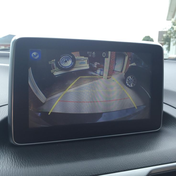 hyundai santa fe backup camera
