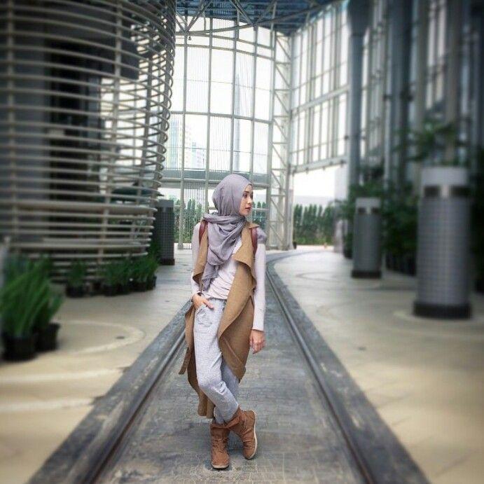 Zaskia Adya Mecca Style