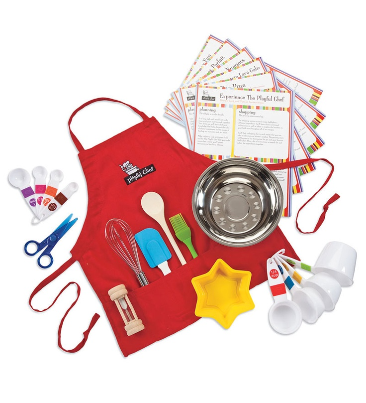 Playful Chef Set. Lucy would LOVE this!!