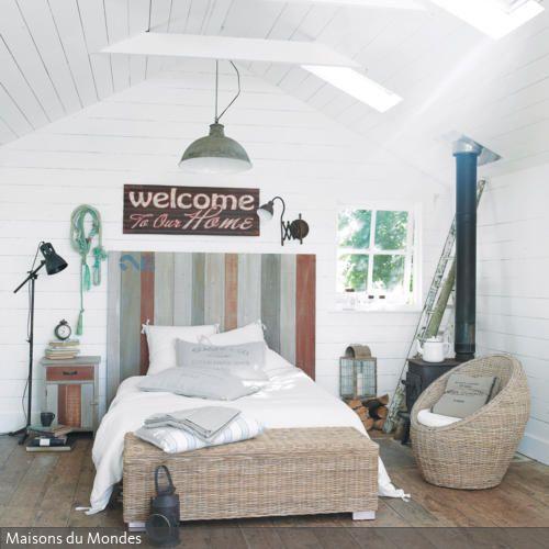 schlafzimmer maritim gestalten wohnen im maritimen stil pinterest maritim gestalten und. Black Bedroom Furniture Sets. Home Design Ideas