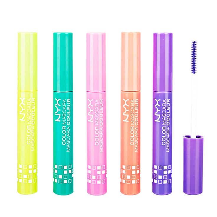COLOR MASCARA | NYX COSMETICS in target usa so check target here.