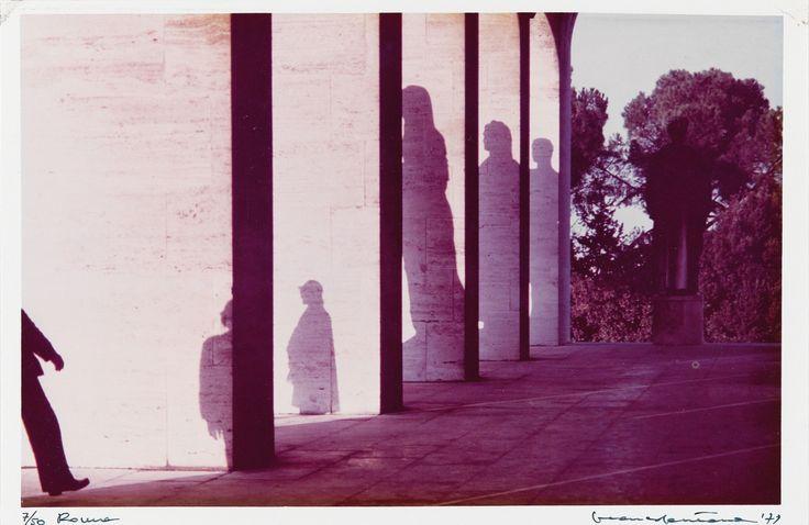 zzzze — Franco Fontana Roma, 1978. / Medium: C-print