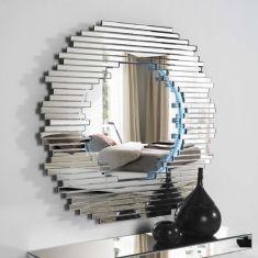 Espejos de Cristal con Luz LED : Modelo BRISA II
