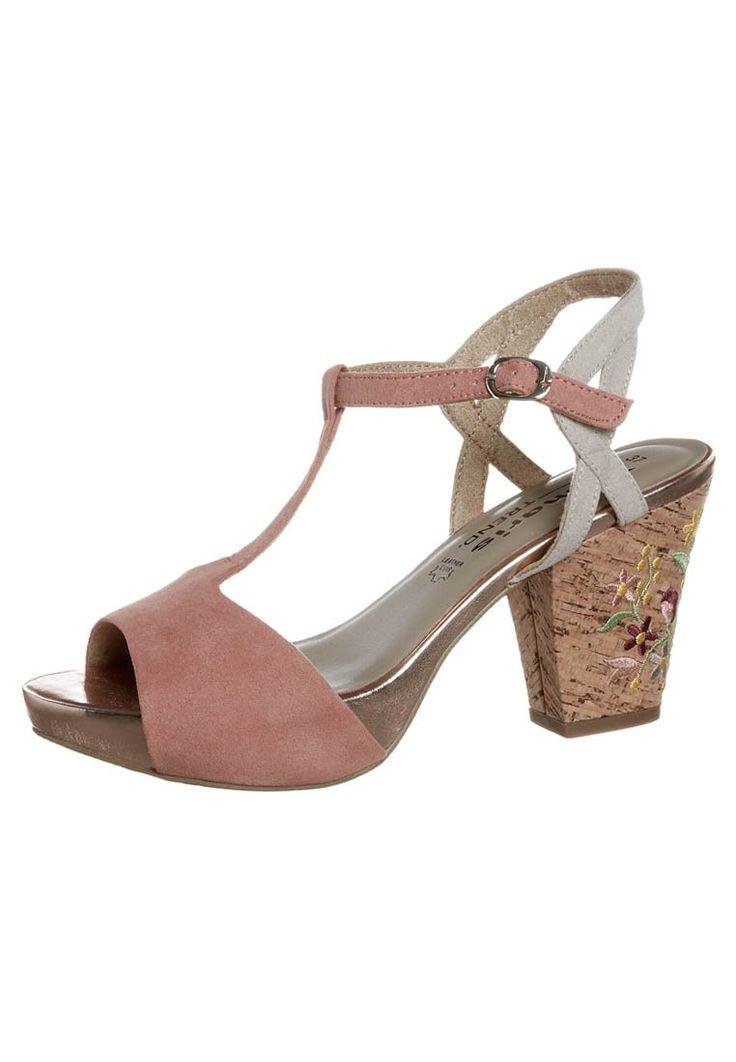 Tamaris - Sandali con i tacchi - rosa