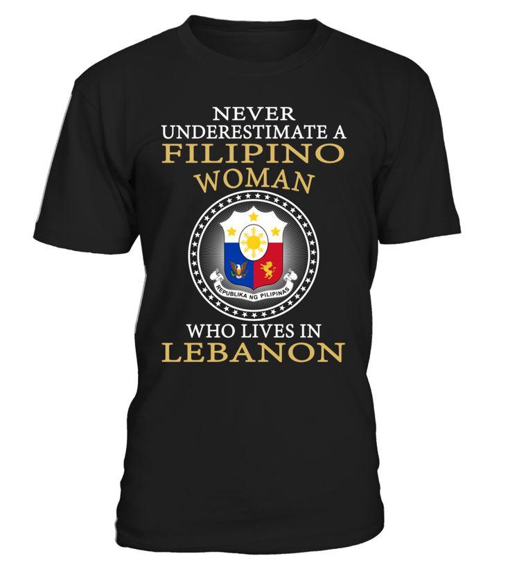 Never Underestimate a Filipino Woman Who Lives in Lebanon #Filipino