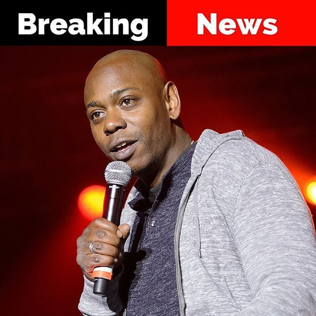 @netflix plans to let Dave Chappelle have three comedy specials. Is he back?