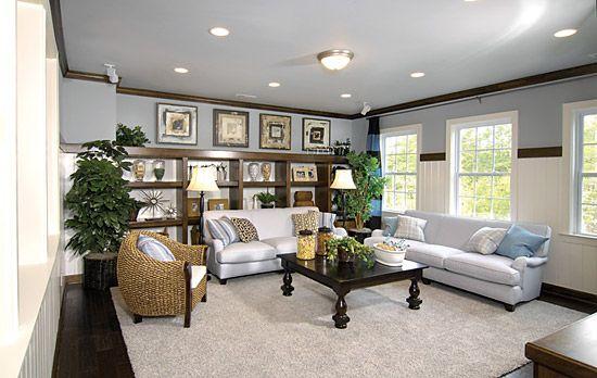 shea homes design studio burbank wall details pinterest. Black Bedroom Furniture Sets. Home Design Ideas