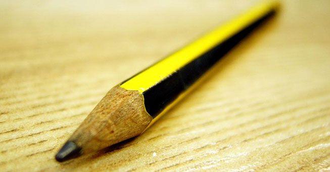 Η ιστορία ενός μολυβιού!