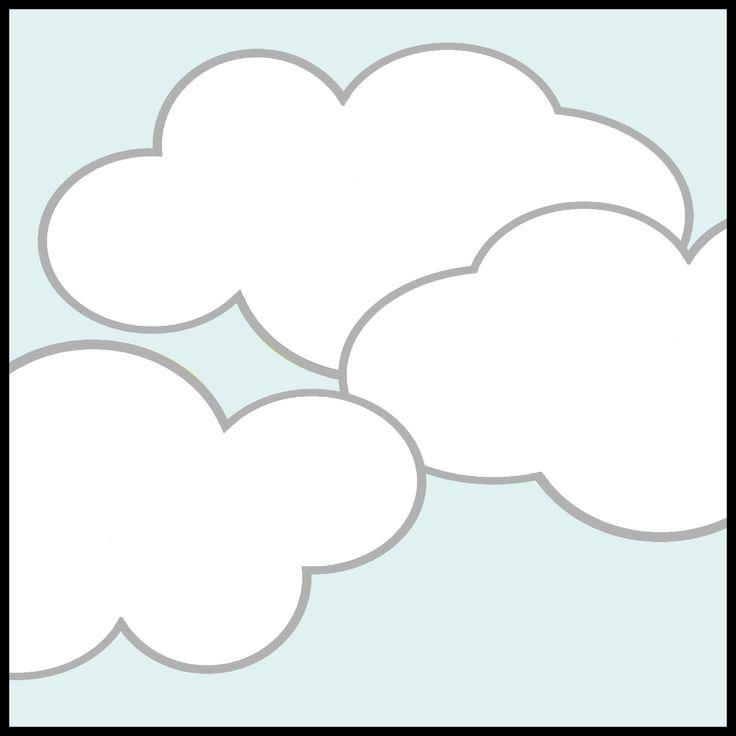 Weerkaartjes - bewolkt